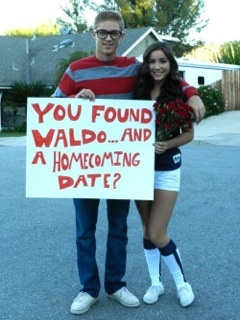 How  to Ask Your Date to Homecoming