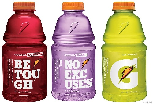 Gatorade: Athletes' Thirst-Quencher of Choice