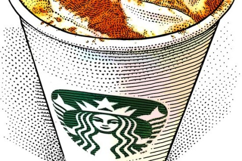 Once upon a Pumpkin Spice Latte