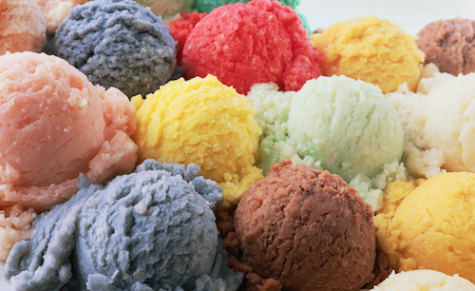 Spring means…ice cream!