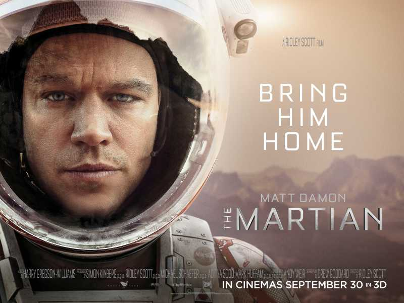 Thoughts on The Martian