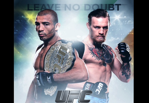 Don't Blink. UFC 194 Mcgregor vs Aldo.