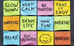 Ways to De-Stress: Four Easy, Simple Tips to Make Life Easier