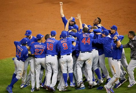 It's About Time: Chicago Cubs Win World Series