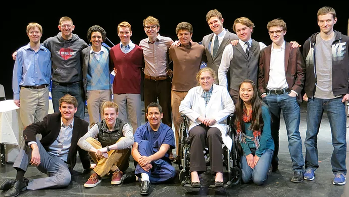 One Act Play Wins State