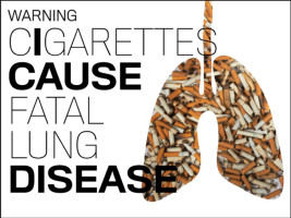 In Favor of Warning Graphics on Cigarettes