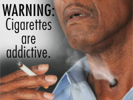 In Opposition to Warning Graphics on Cigarettes