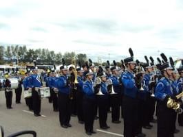 Minnetonka Marching Band - class AA champions