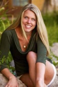Maddie Peters