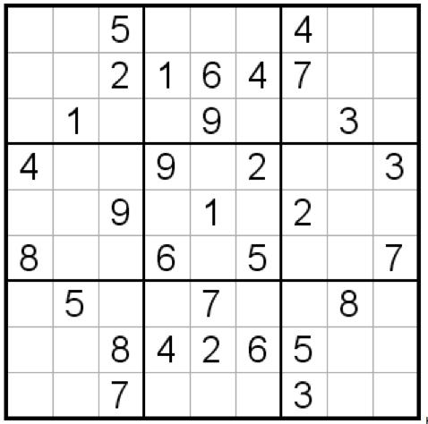 Sudukopuzzles org