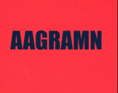 Anagrams!