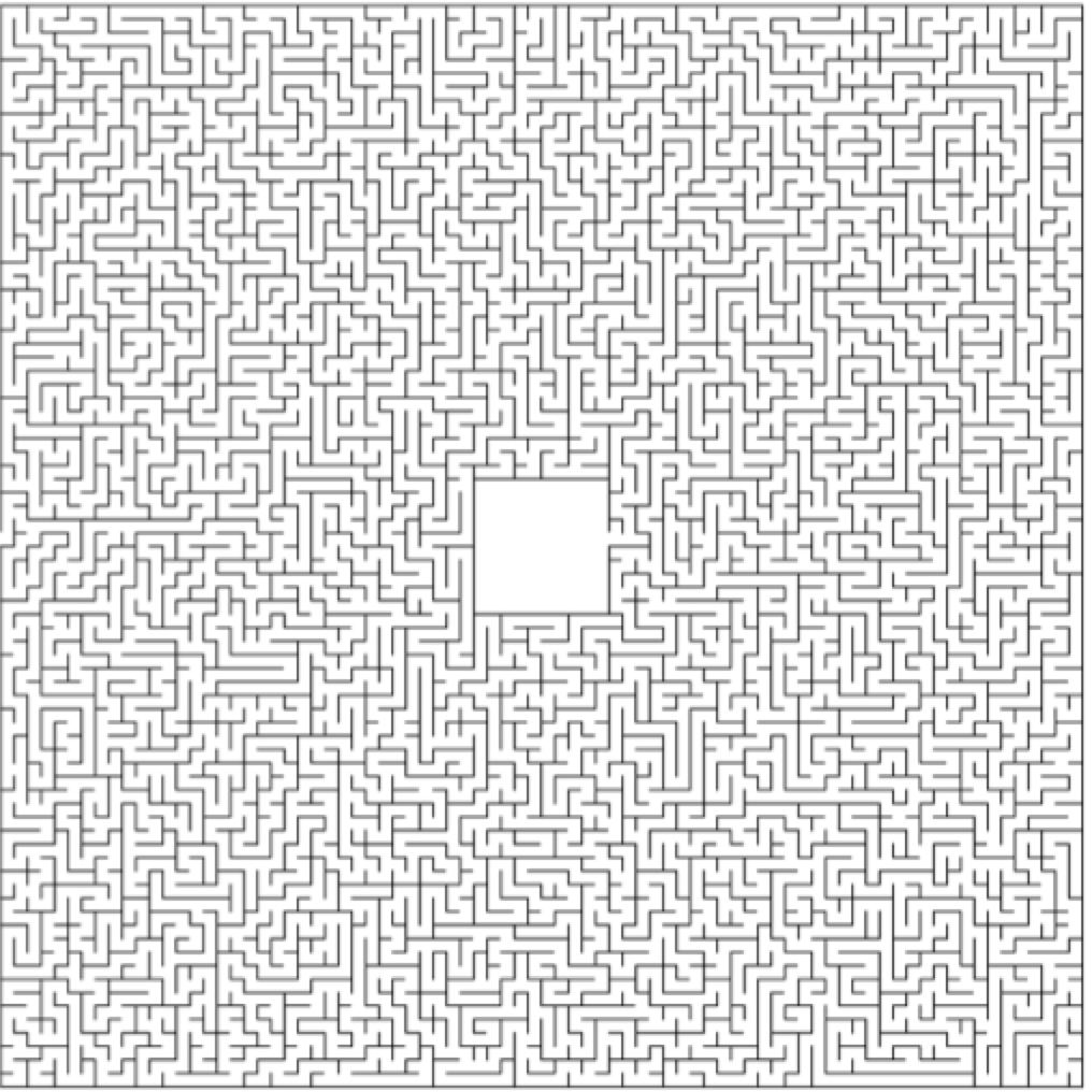 Life's a Maze – Minnetonka Breezes