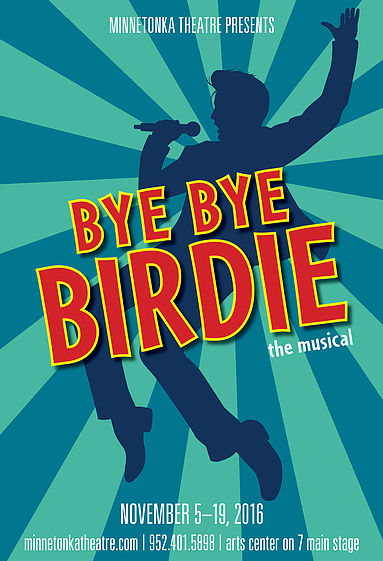 Bye Bye Birdie To Hit Minnetonka Stage In November