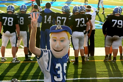 The Skipper Mascot: Represents Us Well?