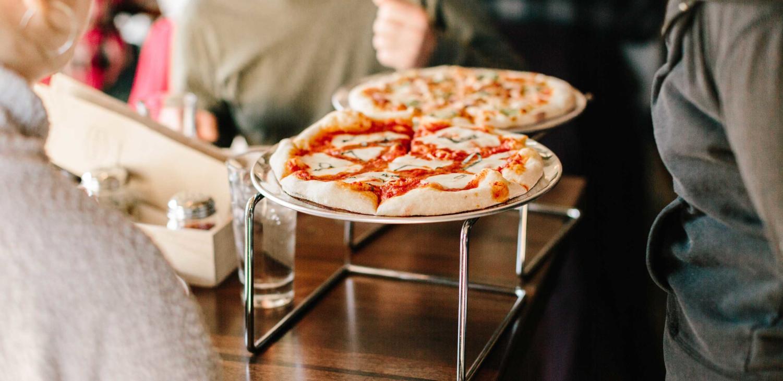 Photo Courtesy of Station Pizzeria