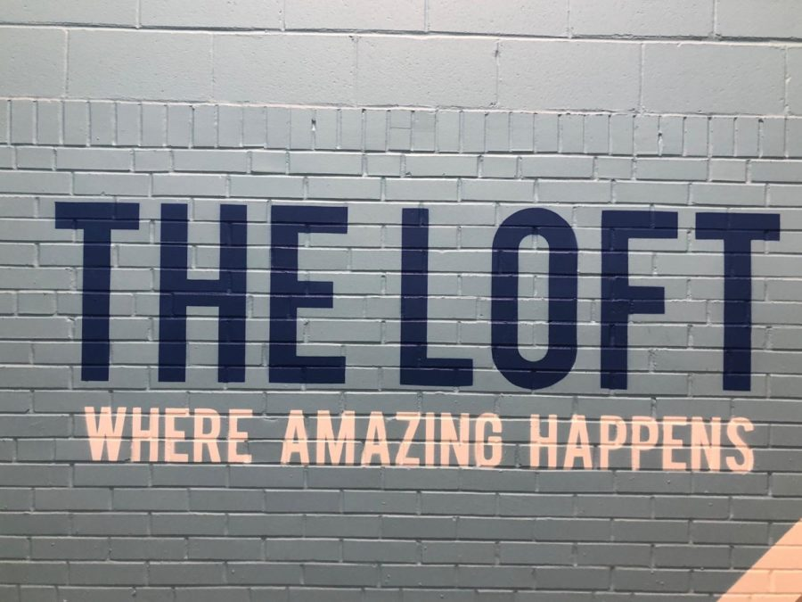 The Loft: A New Space, The Impact of Its Design on the Student Body