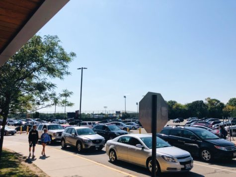 Accelerating Parking Problems and Transportation Issues at Minnetonka