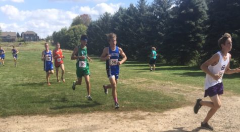 Minnetonka Boys Cross Country: Young Athletes Rising to the Occasion