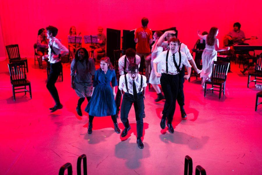 Contra Theatre Company: The Future of Student Lead Theatre at MHS