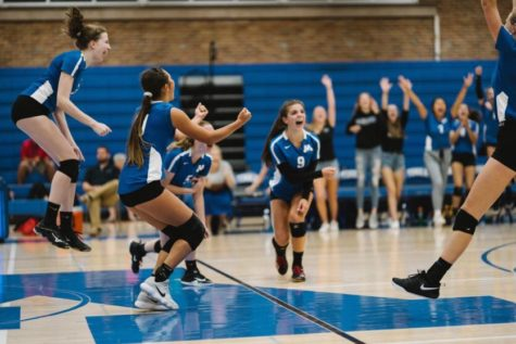 Spiking to Success: Minnetonka Girls Volleyball Takes Lake Conference