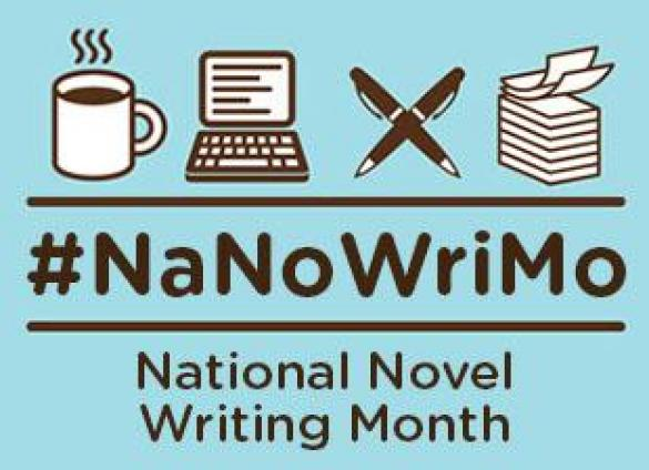 Hard Work and Discipline Characterizes National Novel Writing Month