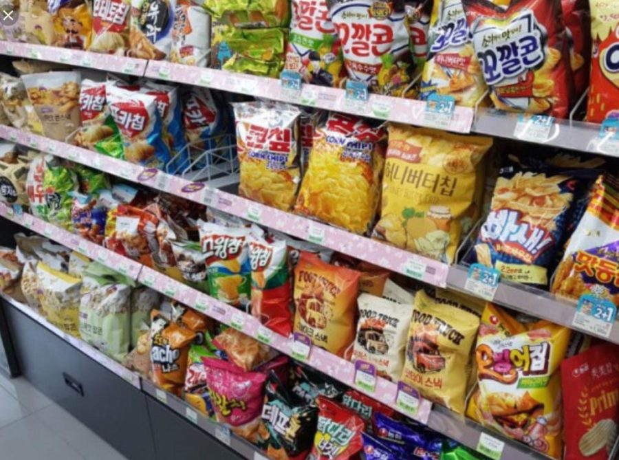 What Makes South Korean Snack Foods Different From American Snacks