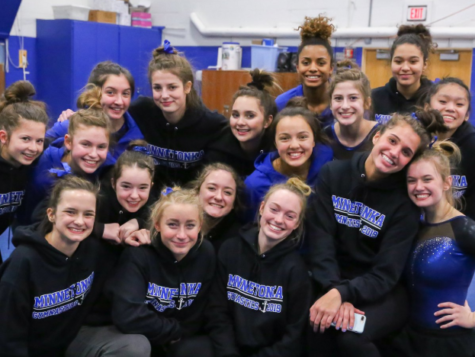 Minnetonka Women's Gymnastics Defies Gravity in Their Current Season