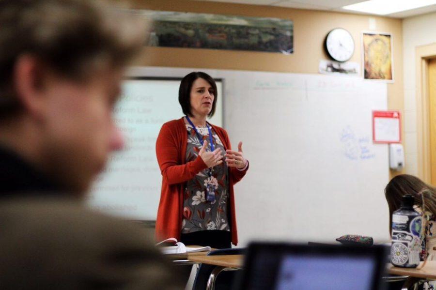 Teacher Spotlight: Heather Eyrich Proves A Positive Influence On Students