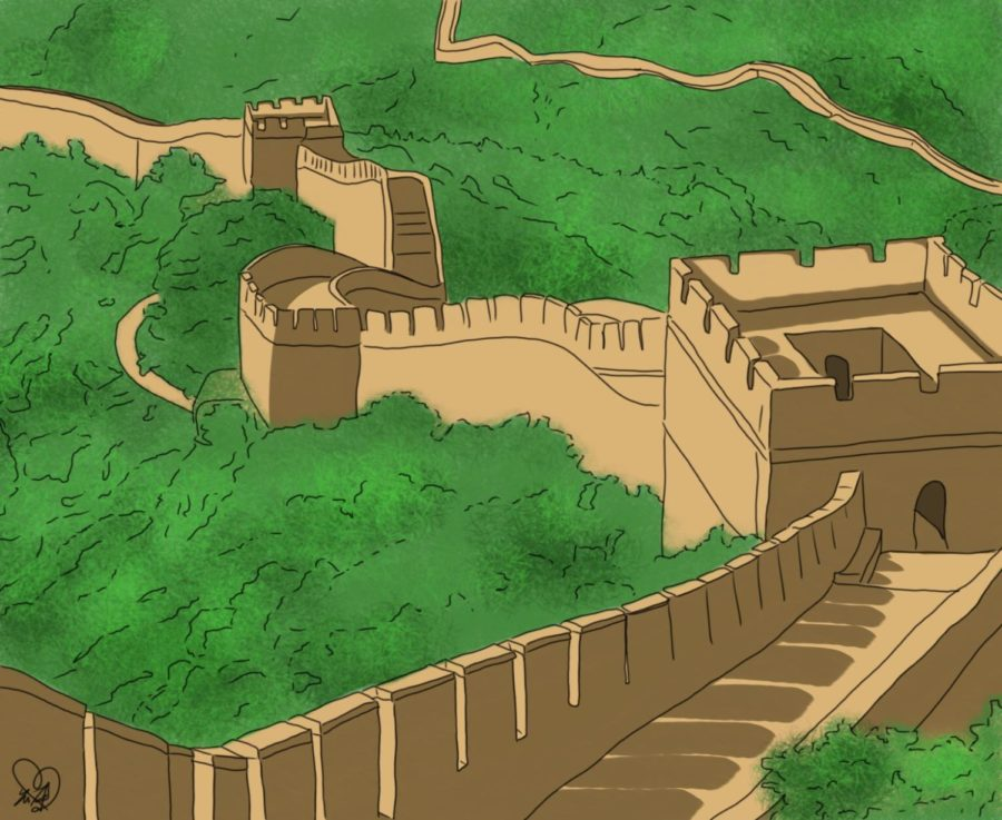 Symbolism of Border Walls Through History