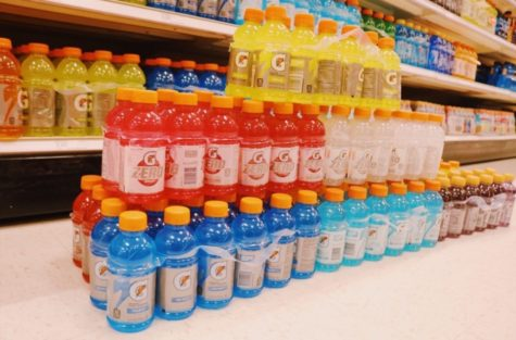 Sports Drinks vs. Water: Improved Performance or Just Extra Calories?