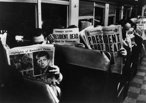 John F. Kennedy and the Conspiracy Theories Swarming His Assassination