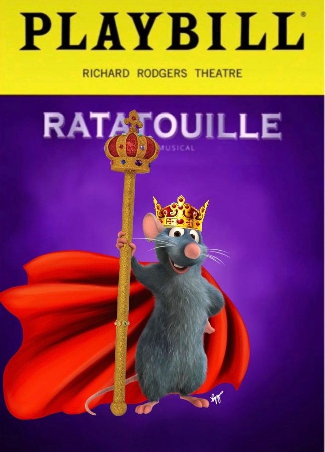 Ratatouille the Musical Review