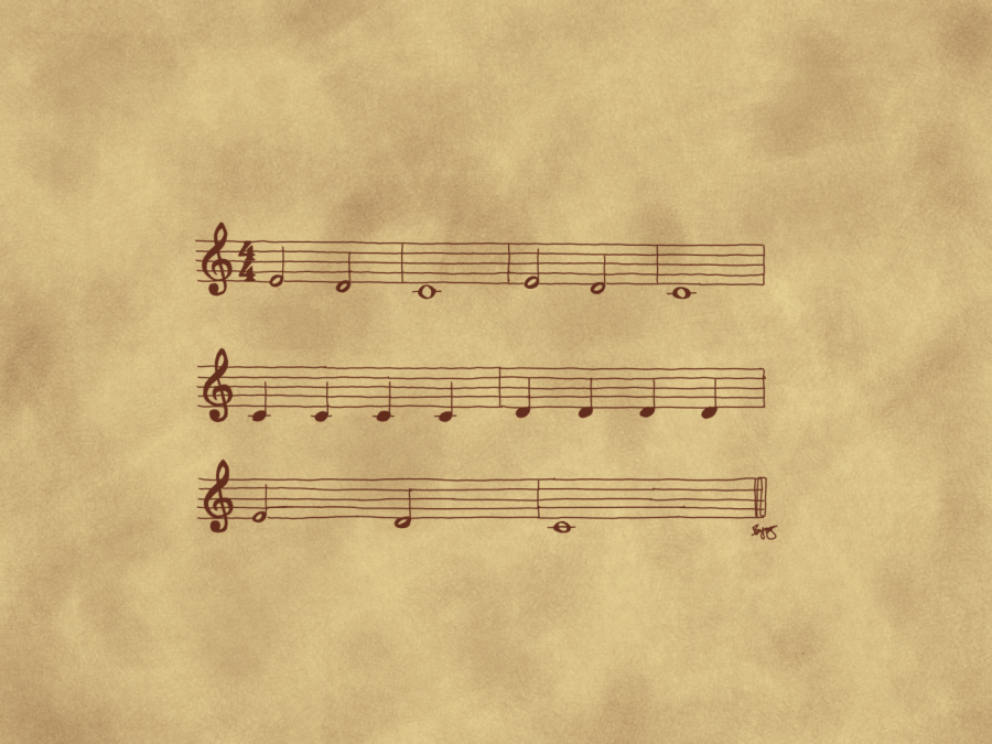 this could be treble