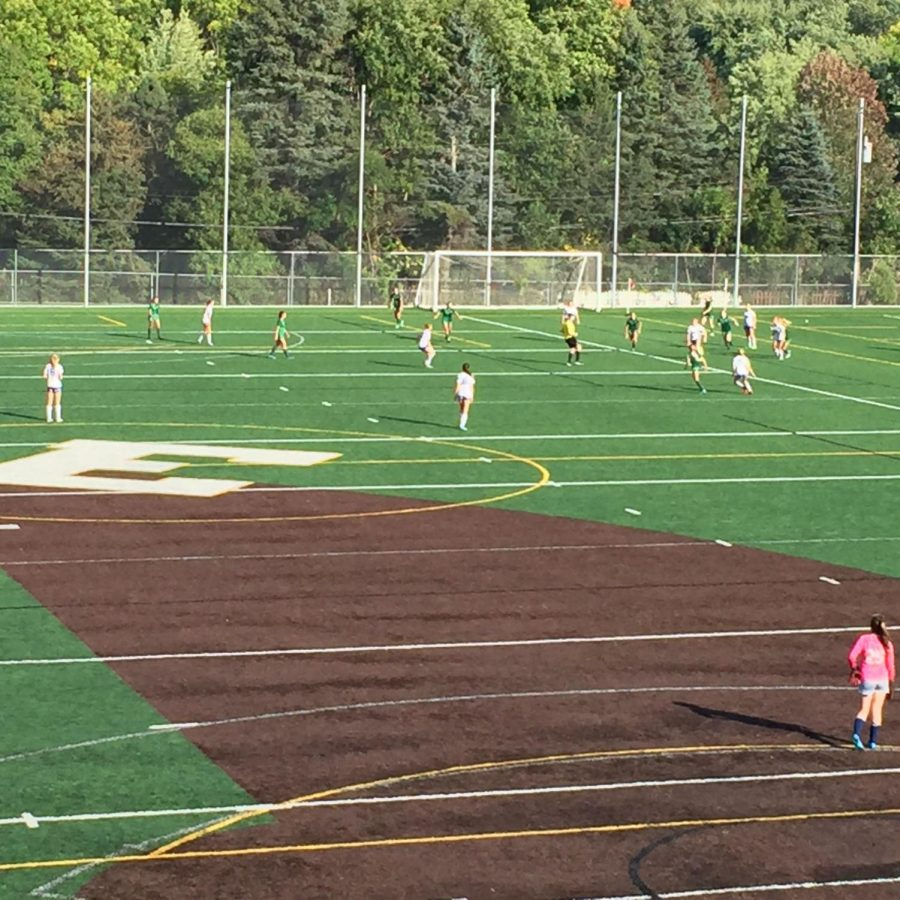 Starting the season off strong - Soccer